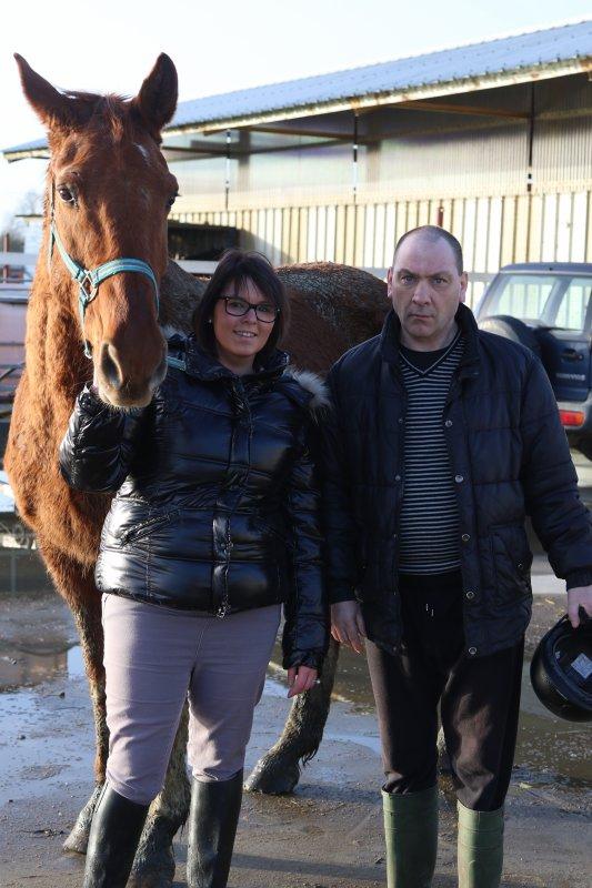Proximag : Figure locale : Sarah Margani et Laurent Pierrejean - Péruwelz