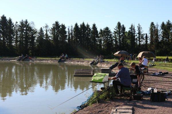 Proximag : Vie associative : les Pêcheurs du Préau - Harchies