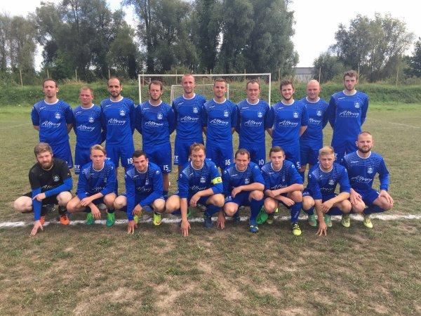 Football : Présentation du Péruwelz FC B (P3)