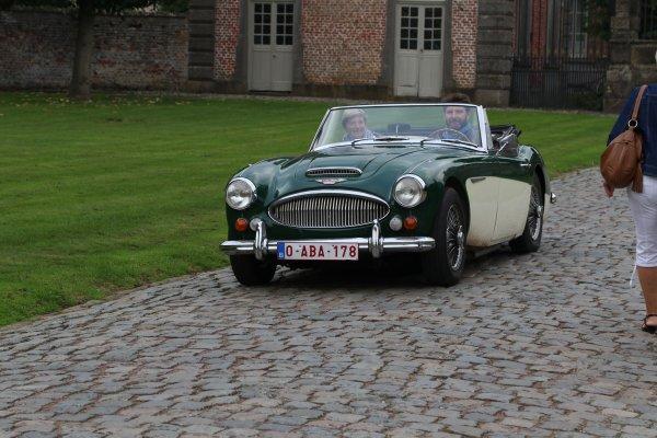 Rallye voitures du Lion's Club Ath-Lessines
