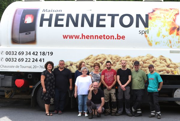 Proximag - Publi reportage Maison Henneton - Hollain