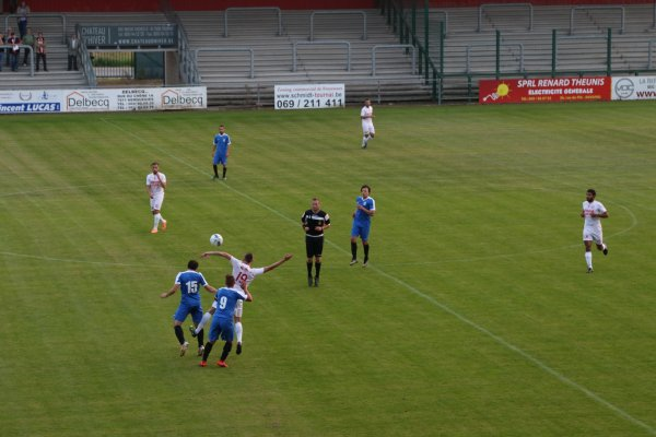 Football ; Division 2 amateurs : RFC Tournai - Stade Brainois 1-0