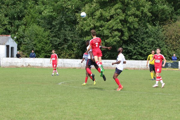 Football P1 : AS Montkainoise A - Royal Albert Quévy-Mons B 2-0