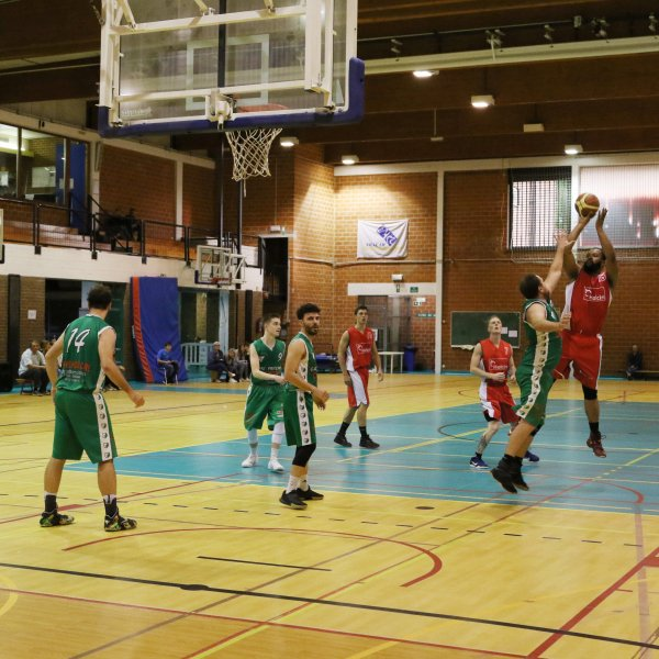 Basket P2B - BCO Saint-Ghislain A - ASTE Kain B