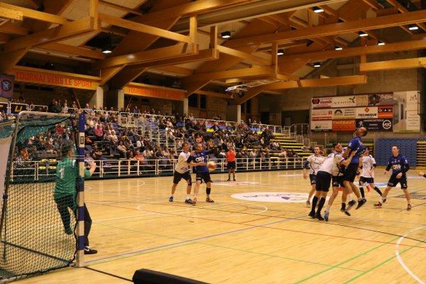 Handball : Première victoire de l'Estu à domicile