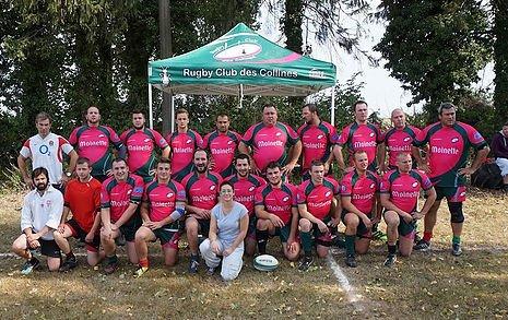 Rugby : 2 clubs de Wallonie Picarde entament leur championnat