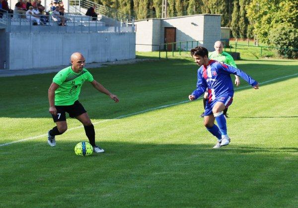 Football : P1 Péruwelz FC A - Ransart 1-0