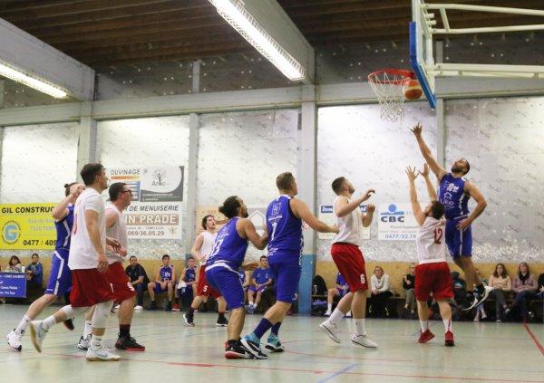Basket P2 messieurs : REBC Templeuve A - JS Stambruges 72-57