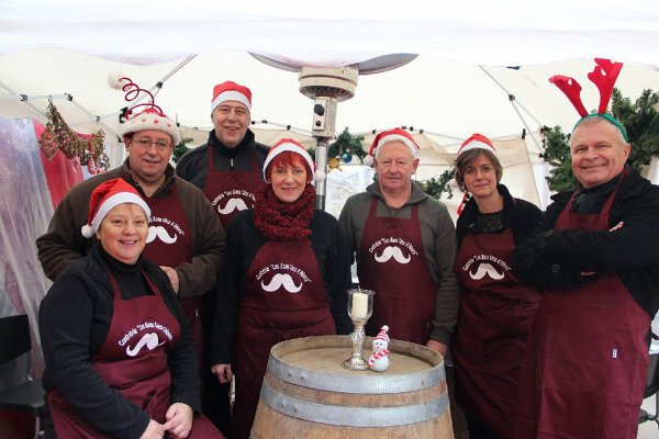 Proximag : Vie associative : Les bons vins d'abord - Brasménil