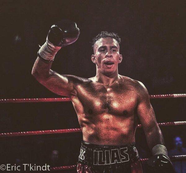 Boxe : Ilias Achergui vainqueur