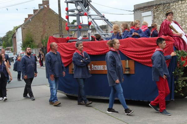Procession du 15 août 2018- Pommeroeul - 4