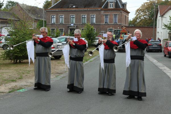 Procession du 15 août 2018- Pommeroeul - 3