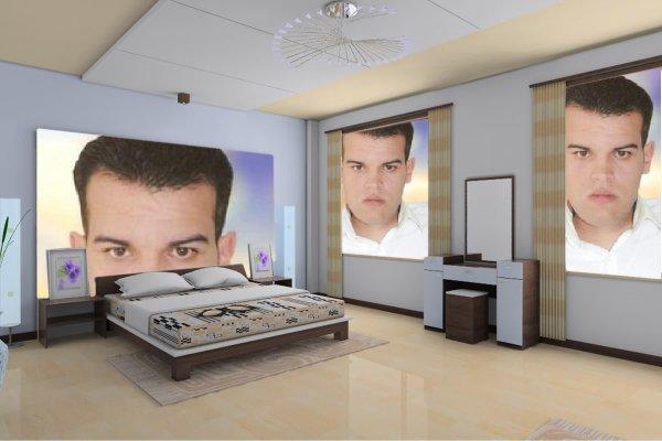 Chambre à coucher avec mon partenaire s+h = love