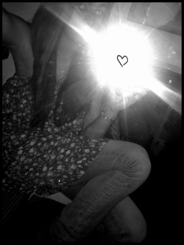J`ai compris que je t`aimais lorsque mes larmes ont commencées a coulées.