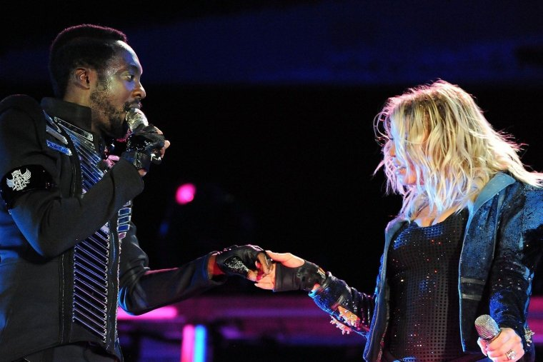 Fergie & Will.i.Am.