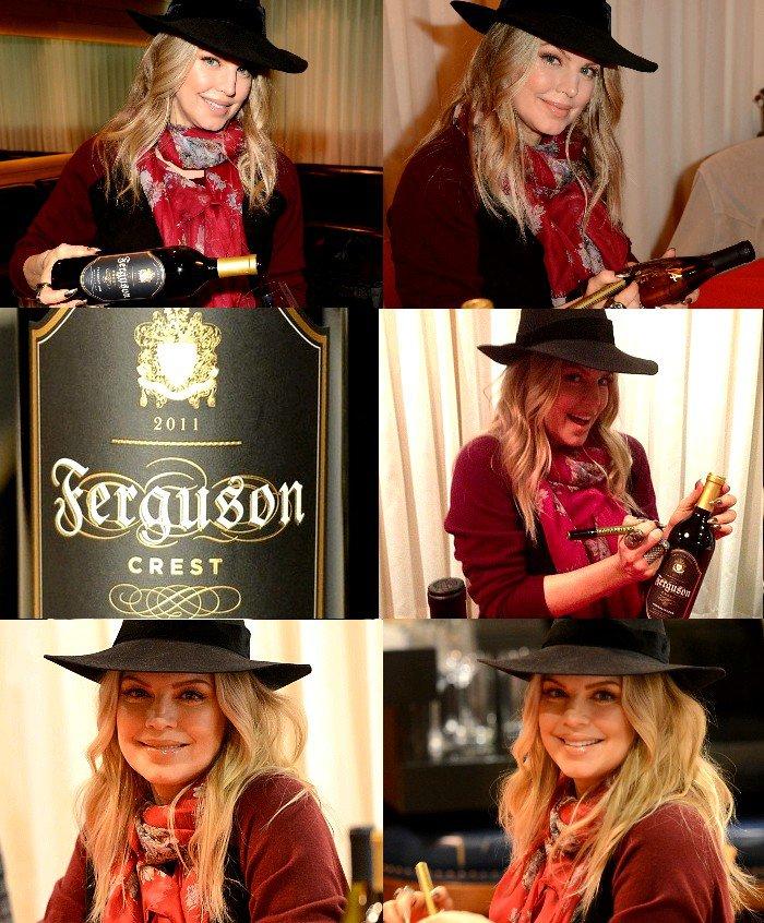 "Fergie - "" Ferguson Crest """