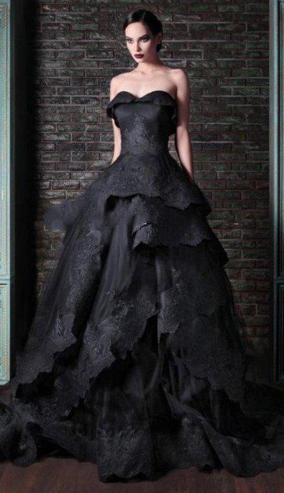 Même une Gothique en rêve ...