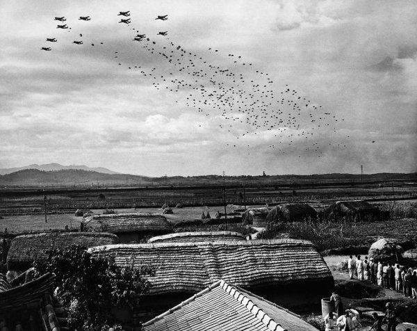 Guerre de Corée - 61e anniv. 1950/53 -