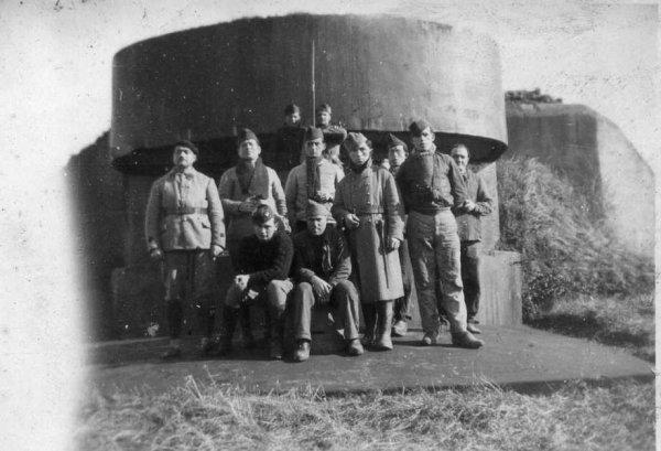 Le Fort de Frouard en 1939
