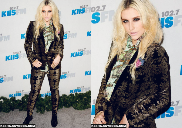 102.7 KIIS FM Jingle Ball 2012