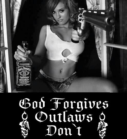 sexy ladies outlaws