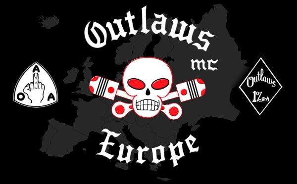 Outlaws mc europe
