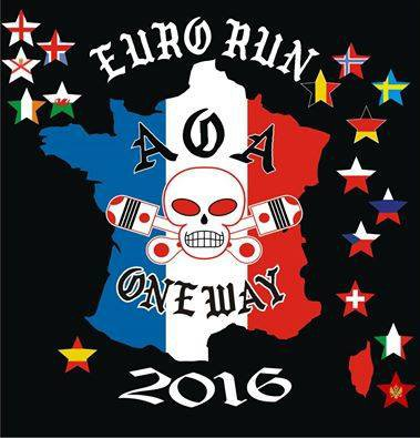 euro run 2016 outlaws mc