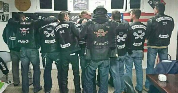 new chapter black piston mc west normandy france