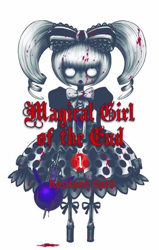 MAGICAL GIRL OF THE END ( je vous le conseil, il est génial)