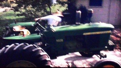Tracteur au cinéma 2