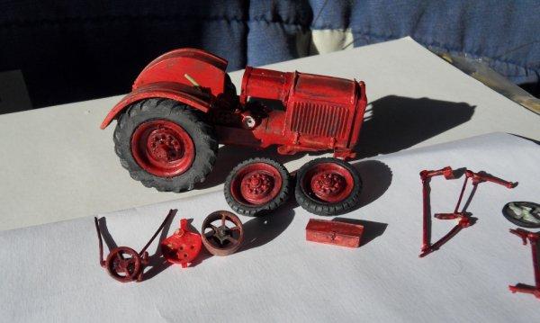 Maquette MK 35