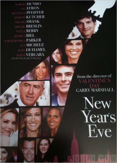 Trailer : New Year's Eve