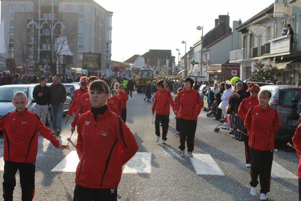 carnaval Berck photo du groupe