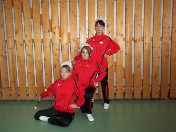 Laurine, Melina et Moi