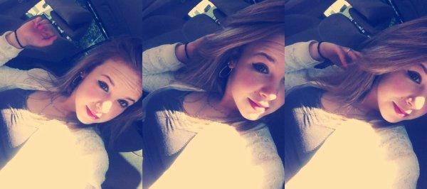 Tu m'nike avec tes mots ; Moi j'te baise avec mon sourir !