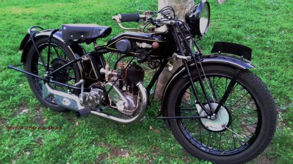 250 os maniat debon 1930
