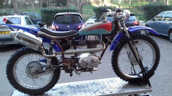 175 motobecane trial