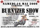 Photo de BurnIzerShow2009