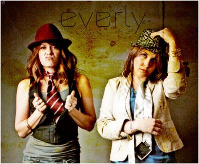 Le groupe Everly