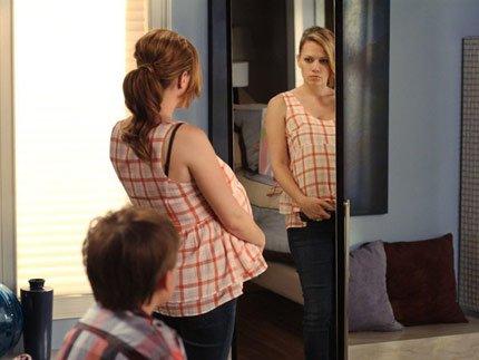 Haley enceinte :)