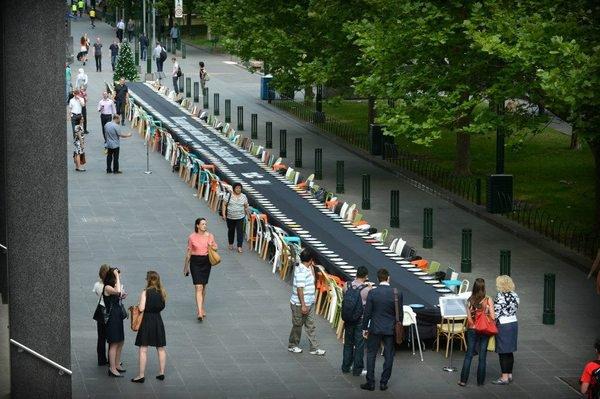 A la mémoire des victimes de la route ...... Australie ♥