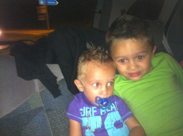 m fils et m neveu