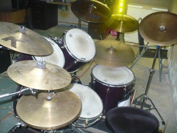 """mon """"PETIT"""" drum :)"""