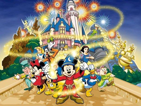 * Thème de la semaine : Les classiques Walt Disney ! [Ce thème durera 2 semaine]