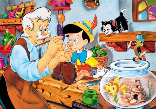 * Pinocchio