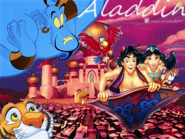 * Aladdin