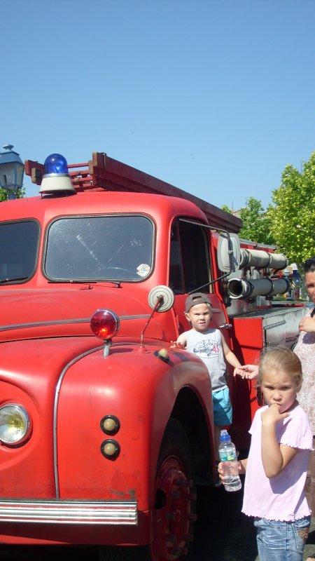 le futur pompier