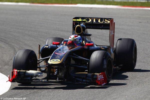 Lotus Renault Grand Prix
