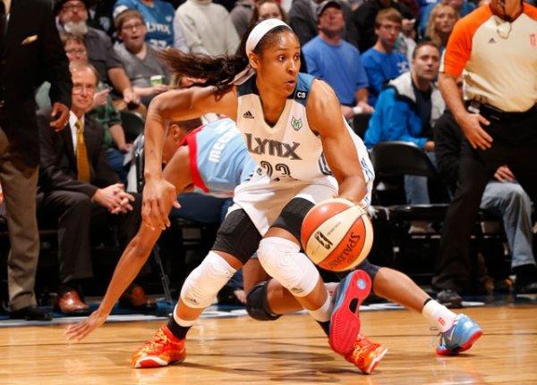 WNBA <3 !