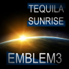 Tequila Sunrise - Single / Tequila Sunrire - Emblem3 (2012)